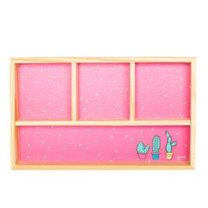 Organizador Cactos Candy