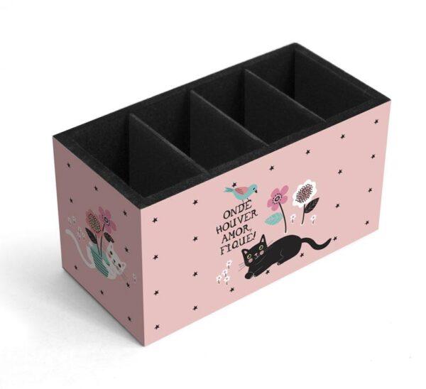 Porta Treco Gato Miau