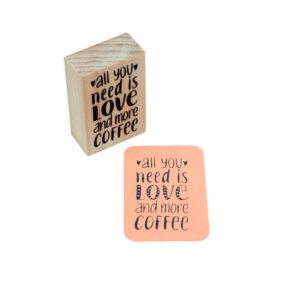 CARIMBO + CAFÉ