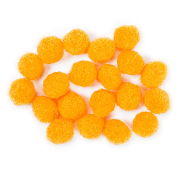 Mini Pompom - Laranja