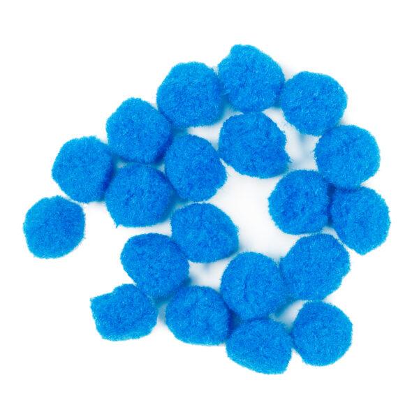 Mini Pompom - Azul
