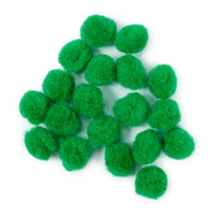 Mini Pompom - Verde