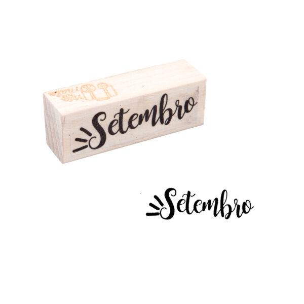CARIMBO MÊS - SETEMBRO