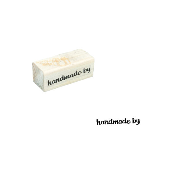 CARIMBO HANDMADE