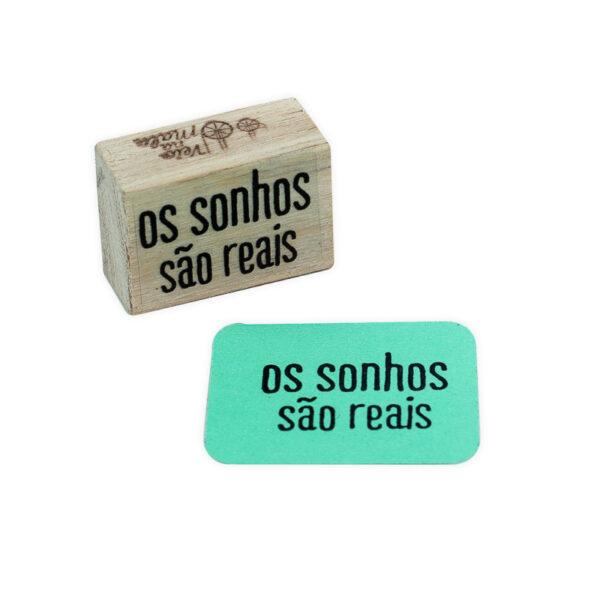 CARIMBO SONHOS