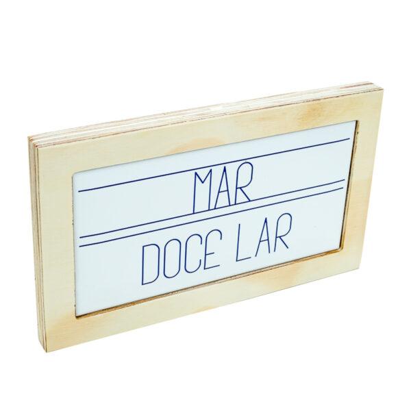 AZULEJO - MAR DOCE LAR