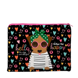 SUPER NECESSAIRE DOG CARAMELO