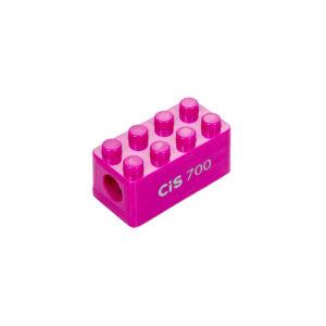 APONTADOR LEGO ROSA