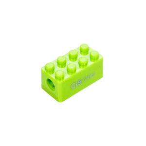APONTADOR LEGO VERDE
