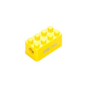 APONTADOR LEGO AMARELO