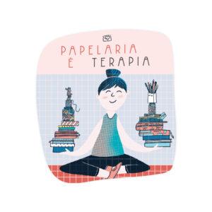 SUPER ADESIVO ALMA - PAPELARIA É TERAPIA