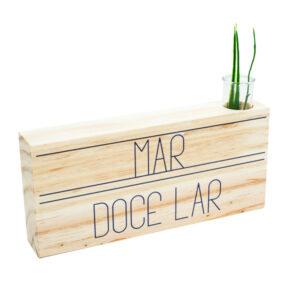 SUPER VASO PROVETA MAR DOCE LAR