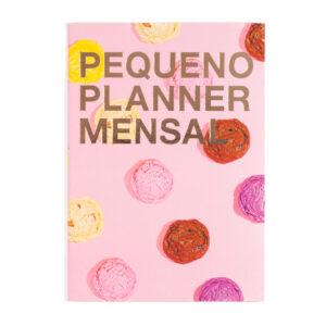 PEQUENO PLANNER MENSAL SWEET