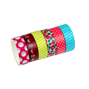 KIT WASHI TAPE MAGIA