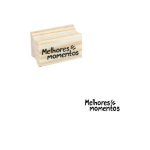CARIMBO MELHORES MOMENTOS