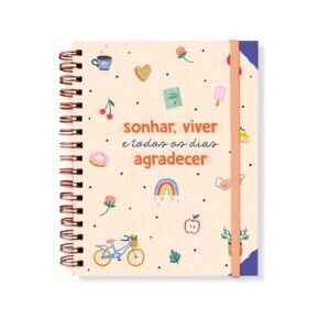 PLANNER ANUAL HAPPY TIME
